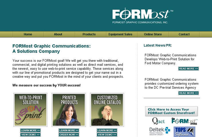 Formost Graphic Communications, Inc.
