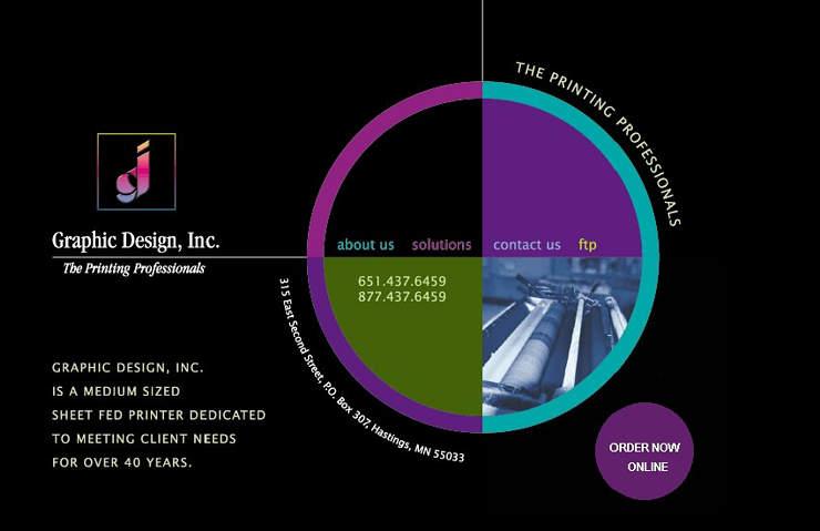 Graphic Design, Inc.