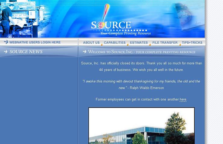 Source, Inc.